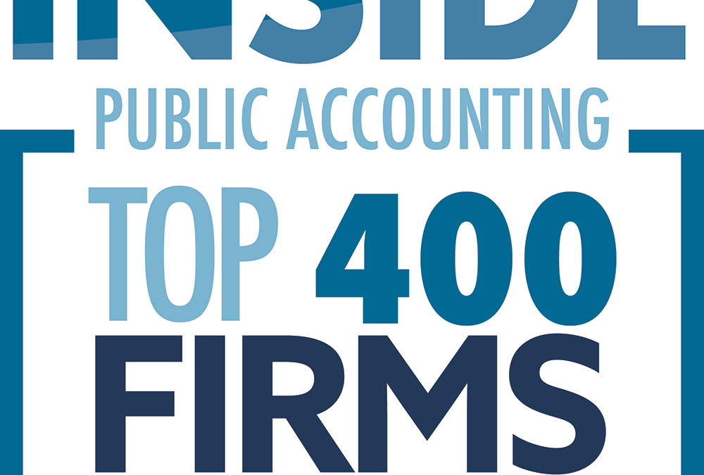 Desroches Partners Named IPA Top 400