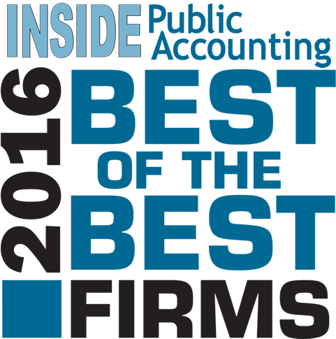 'Inside Public Accounting' recognizes Desroches Partners for the third year in a row